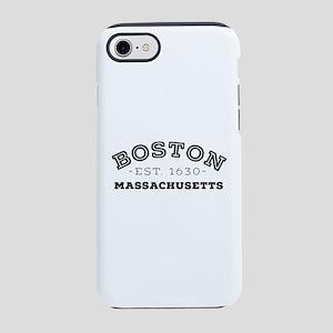 Boston Massachusetts iPhone 7 Tough Case