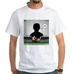 Railroading Counselor White T-Shirt