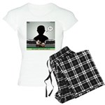 Railroading Counselor Women's Light Pajamas