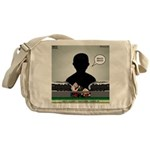 Railroading Counselor Messenger Bag