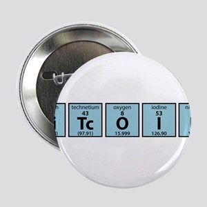 """Periodic Table of Bitcoin Elements 2.25"""" Button"""