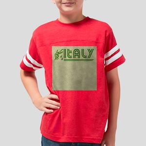 italy_coaster Youth Football Shirt