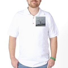 gull 2 Golf Shirt