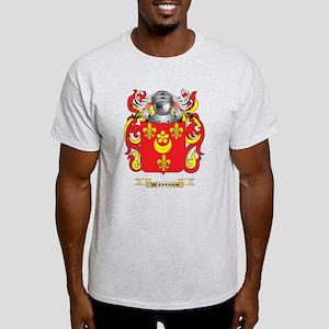Wareham Family Crest (Coat of Arms) T-Shirt