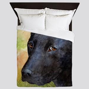 Dog 115 Queen Duvet