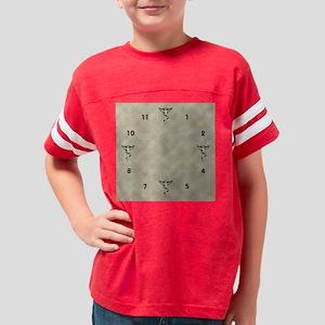 newchiroclock1 Youth Football Shirt