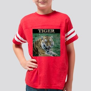 throwpillow Youth Football Shirt