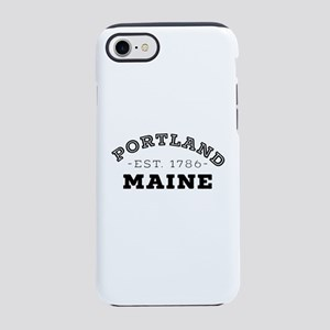 Portland Maine iPhone 7 Tough Case