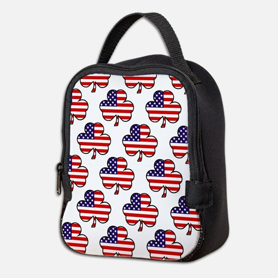 'American Shamrock' Neoprene Lunch Bag