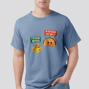 Nacho Business Pun Mens Comfort Colors Shirt