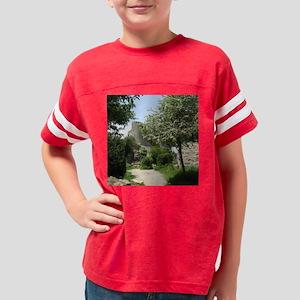 ruinsFrance02 Youth Football Shirt
