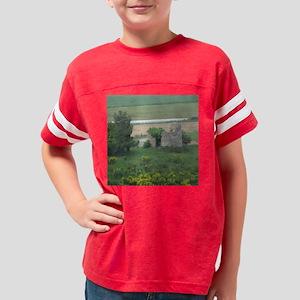 ruinsFrance12 Youth Football Shirt