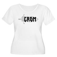 CCRRRROOOOMMMM Plus Size T-Shirt