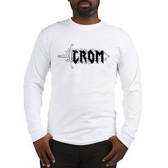 CCRRRROOOOMMMM Long Sleeve T-Shirt