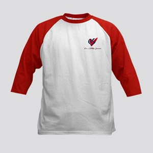 CHD Awareness Kids Baseball Jersey
