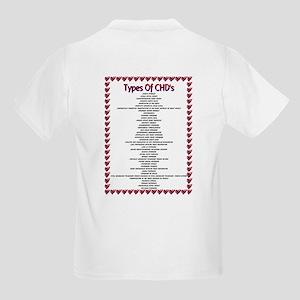 CHD Awareness Kids T-Shirt