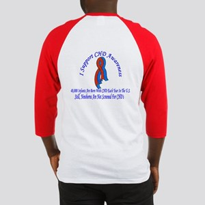 CHD Awareness Baseball Jersey