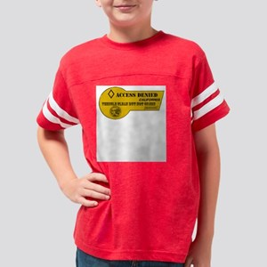 Access Denied - California Ca Youth Football Shirt