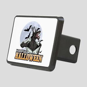 Werewolf Halloween Hitch Cover