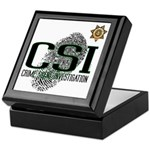 CSI Keepsake Box