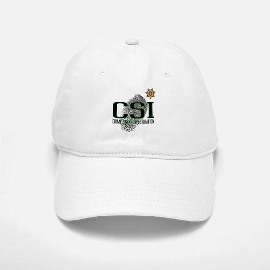CSI Baseball Baseball Cap