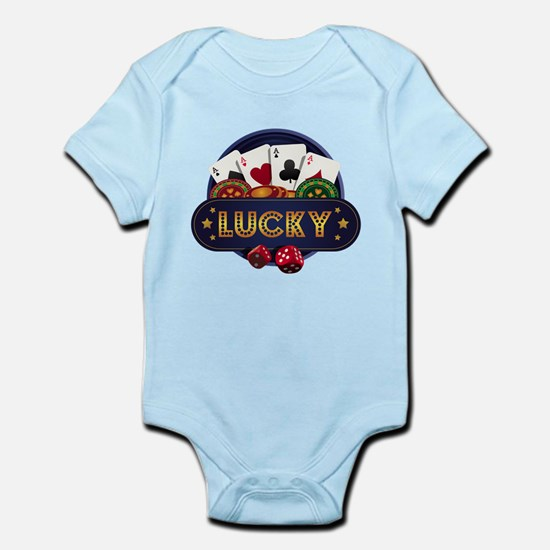 Lucky Infant Bodysuit