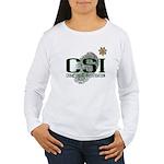 CSI Women's Long Sleeve T-Shirt