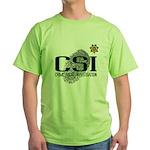 CSI Green T-Shirt