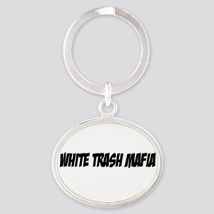 White Trash Mafia II Keychains