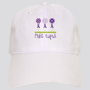 Lupus Awareness Daisy Cap