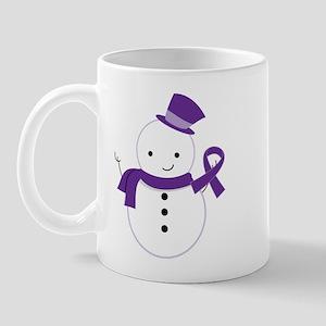Lupus Awareness Daisy Mug