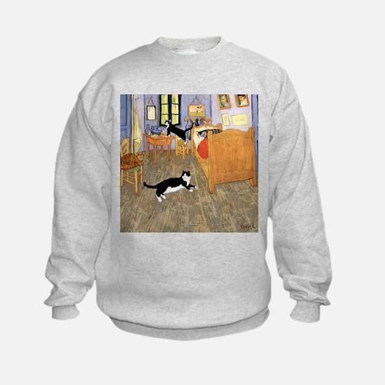 Vincent's CATS Sweatshirt