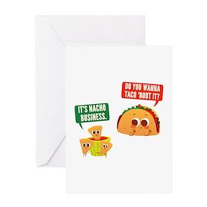 Food Puns Greeting Cards