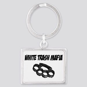 White Trash Mafia Brass Knuckles Keychains