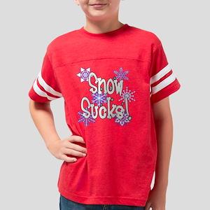 snow5 Youth Football Shirt