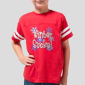 winter2 Youth Football Shirt