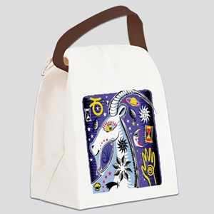 Aries Canvas Lunch Bag