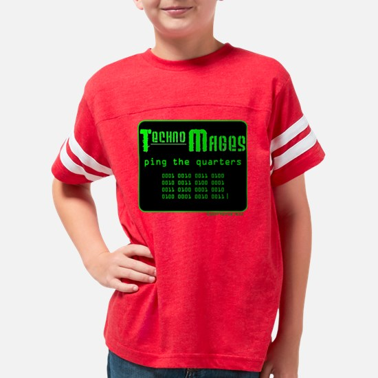 TechnomagesPingT Youth Football Shirt