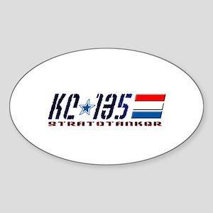 KC-135 Oval Sticker