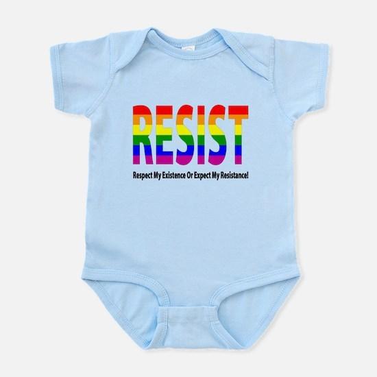 LGBT - Resist Body Suit