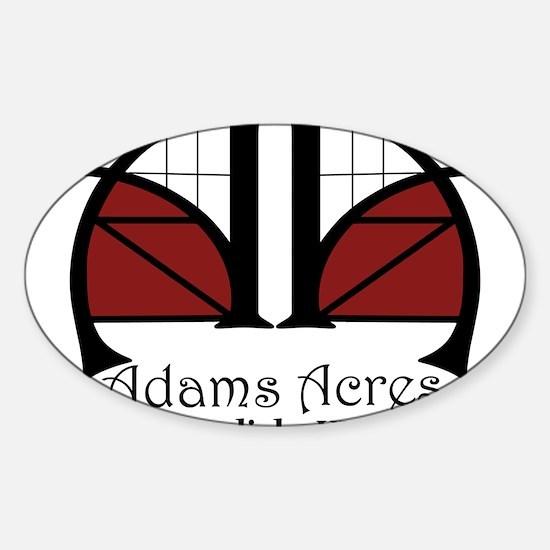 Adams Acres Decal