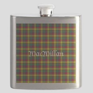 Tartan - MacMillan Flask