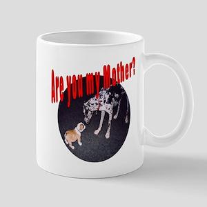Are You My Mother? Bulldog Mug