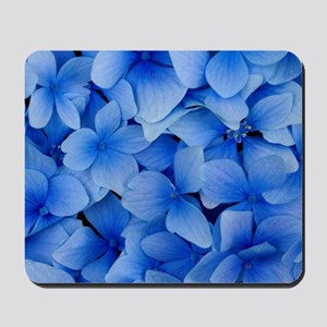 Blue Beauty Mousepad