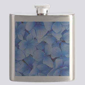 Blue Beauty Flask