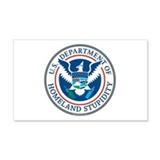 Department Of Homeland Stupidity Wall Decal