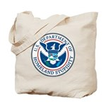 Department Of Homeland Stupidity Tote Bag
