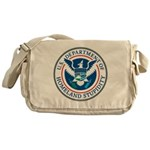 Department Of Homeland Stupidity Messenger Bag