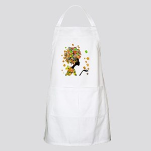 Flower Power Lady Apron