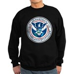 Department Of Homeland Stupidity Sweatshirt